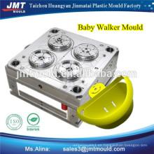 moldes plásticos del juguete de la inyección plástica de alta calidad 3d para el caminante del bebé