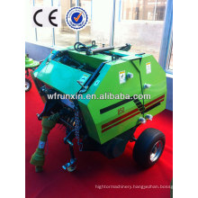 CE approved alfalfa hay baler machine (0850/0870) factory direct sale