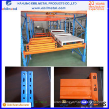 Hot Use in Warehouse Q235 Push Back Racking