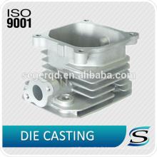 Chine Fabricant En Aluminium Die Casting Pompe À Eau Cas