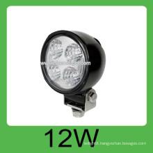 2016 new design 12V 12W Auto Led Work Light