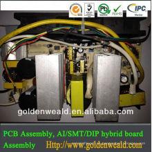 pcb assembly usa PCBA Proveedor de servicios, servicio SMT y DIP, placa PCB electrónica