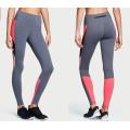 Colorblock Athletic Close Fit Workout Leggings