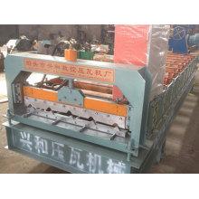 Китай оцинкованной металлической крышей барабан машины