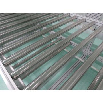 ລະບົບບັນໄດ Roller Conveyor Motorized Customized Steel