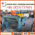 Machine à découper en acier simple à haute qualité