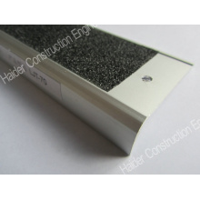Carborundum Inserted Aluminium Stair Nosing