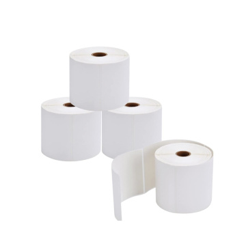 4 inch thermal paper blank shipping label usps