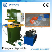 Hydraulic Stone Stamping Splitting Machine for Making Various Shapes Stone