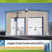Construction professionnelle et rapide de l'acier