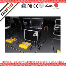Uvis Under Vehicle Inspection&Surveillance System for Access Control in bank, shopping mall