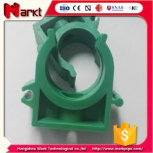 Grampo de tubo de cor verde