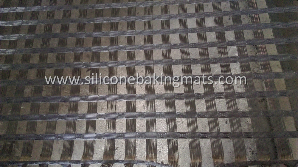 Soil Reinforcement Polyester Geogrids