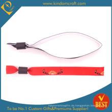 Glänzende reflektierende einstellbare gewebte Armbänder mit Stahlkugel