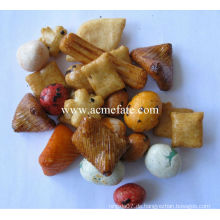 Gemischte Reis Cracker Snacks für Chrismas