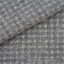 Woll-Polyester-Strickstoff Woll-Strick-Stretch-Stoff