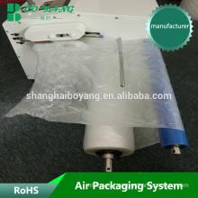 flexible cushioning film air bag packing machine