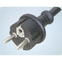 German VDE Approved Plug Y003-F