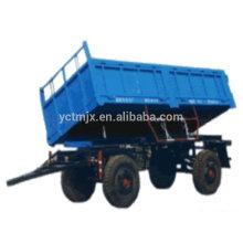 Farm trailer/tractor tipper trailer,farm machine tractor trailer,5 Ton tractor trailer