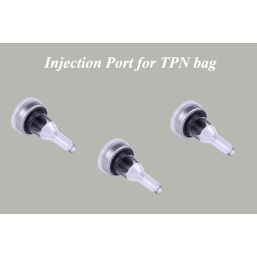 Port Injection CE untuk Infusion Nutrition Bag
