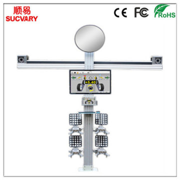 Crossbeam 3D Wheel alignment