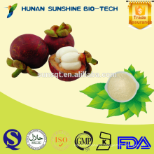 Best quality of Mangosteen P.E. powder 10%/20%30%/90% Mangostin