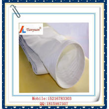 Expanded PTFE Non Alkali Fibra de fibra de fibra de filtro de saco para incinerador de lixo