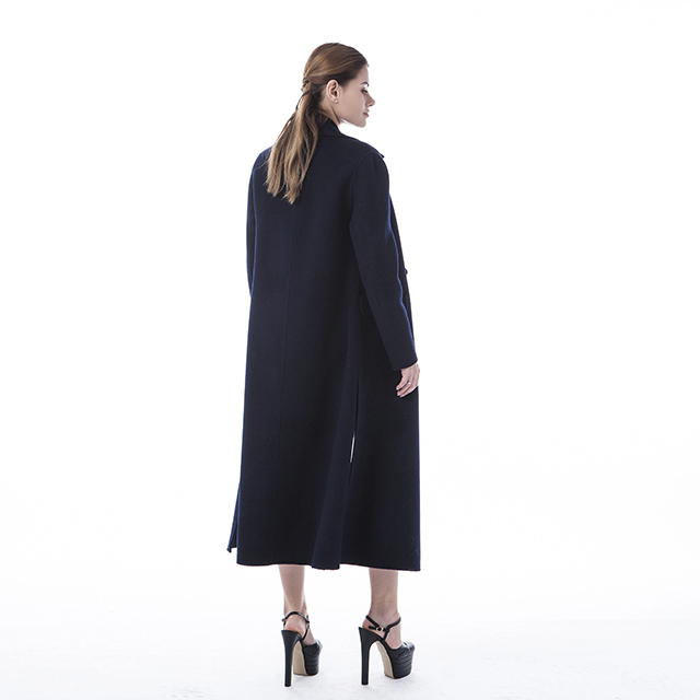 Long Cashmere Overcoat