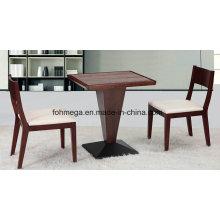 Australia Diseño muebles de madera maciza Muebles Mesa Sets