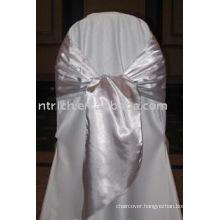 simple satin sash,polyester sash,chair sash