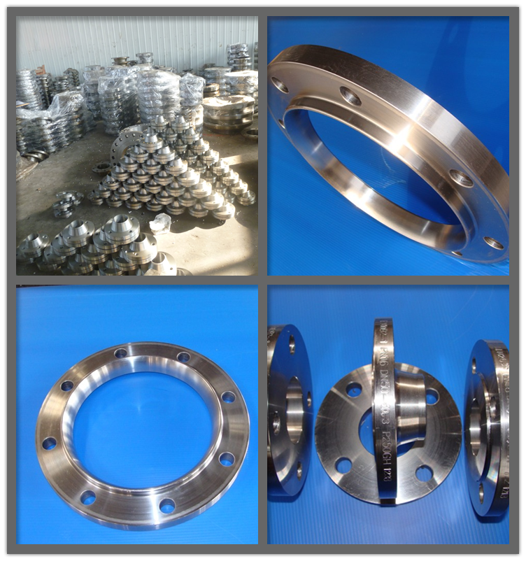 Socket weld flange fittings