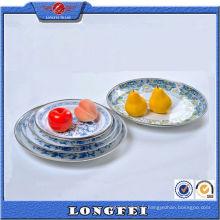 Chine Dernier produit Buautiful Style Chine assiettes à dîner