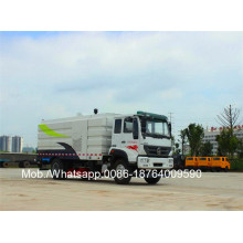 Compact Garbage Truck With Light Truck Chassis