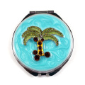 Palm Tree Compact Mirrors