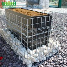 Weld Gabion Box untuk Hesco Defense Barrier