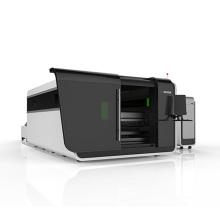 Used Fiber Optic Laser Cutting Machine