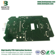 FR4 Tg170 Multilayer PCB 4-lagen PCB 1oz
