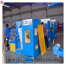14DT(0.25-0.6) Copper fine wire drawing machine with ennealing(fine copper wire drawing machine with annealer)