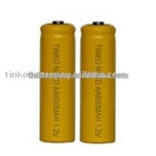 ni-cd battery size AA