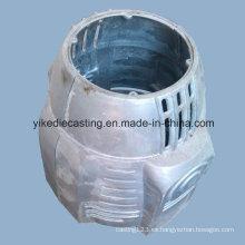 El LED de aluminio a presión el cuerpo de la lámpara de la fundición con servicio del OEM