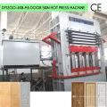 Multi-Layer-Hydraulik-Hebebühne Heiße Plattenpresse