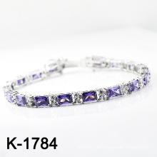 Nueva joyería de plata de la manera de la pulsera del diseño 925 (K-1784. JPG)
