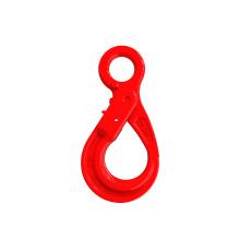 G80 European Type Eye Self-Locking Hook / EYE AND HOOK  /Selflock Hook Wholesale
