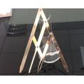 Hochwertiger voller Edelstahl Safe Design Golden Ration Divider Augenbrauen Divider Golden Mean Caliper