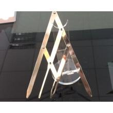 Microblading Golden Raito Divider Caliper for Eyebrow Sharp Design OEM Service