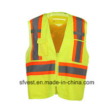 Wholesale High Quality Visibility Reflective Warning Vests
