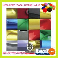 metallic pattern powder coating/powder paint