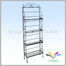 Service equipment metal floor stand magnetic board stand for advertising
