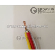 Cable Ends Ultrasonic Compaction