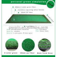 2015 новые мини портативный гольф паттинг Грин